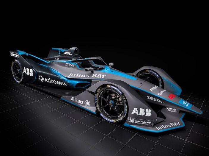 Porsche verso l'elettrico con il debutto in Formula E nel 2019 - Foto 1 di 4