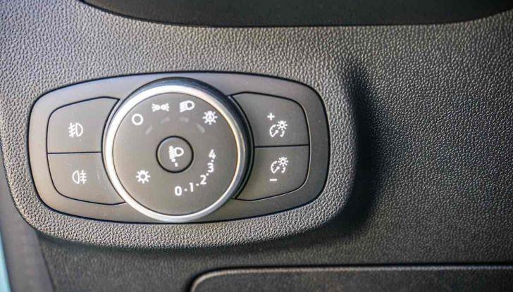 Prova Ford Fiesta Titanium 2018: il 3 cilindri da 85CV per neopatentati [VIDEO] - Foto 30 di 33