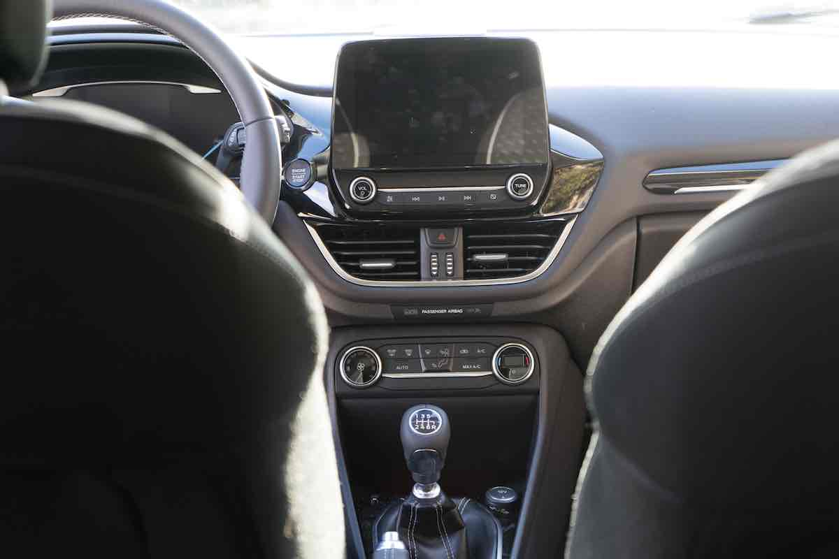 Ford Fiesta Infotainment