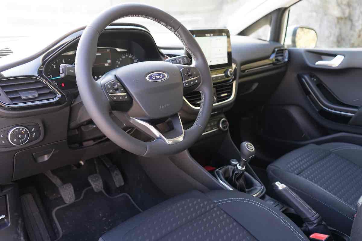 Ford Fiesta 2018 Plancia