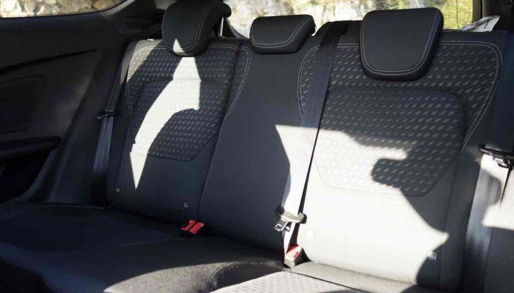 Prova Ford Fiesta Titanium 2018: il 3 cilindri da 85CV per neopatentati [VIDEO] - Foto 21 di 33