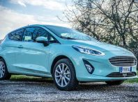 Prova Ford Fiesta Titanium 2018: il 3 cilindri da 85CV per neopatentati [VIDEO]