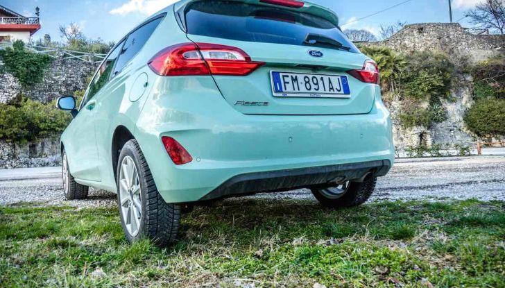 Prova Ford Fiesta Titanium 2018: il 3 cilindri da 85CV per neopatentati [VIDEO] - Foto 6 di 33