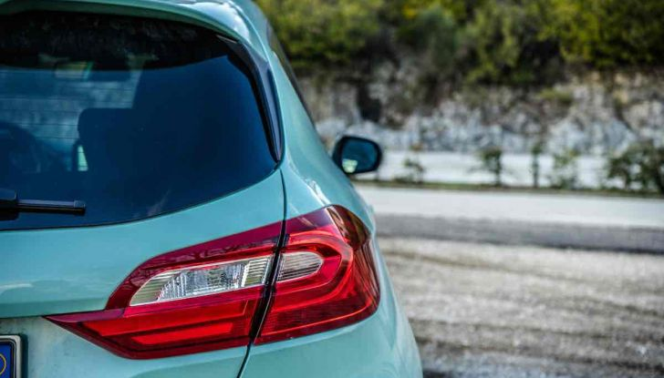 Prova Ford Fiesta Titanium 2018: il 3 cilindri da 85CV per neopatentati [VIDEO] - Foto 4 di 33