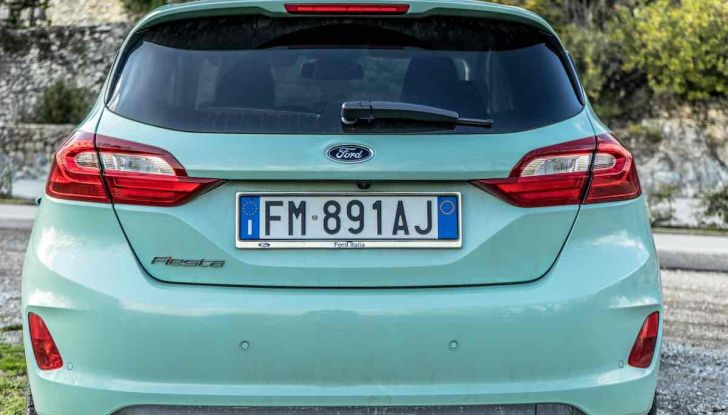 Prova Ford Fiesta Titanium 2018: il 3 cilindri da 85CV per neopatentati [VIDEO] - Foto 3 di 33
