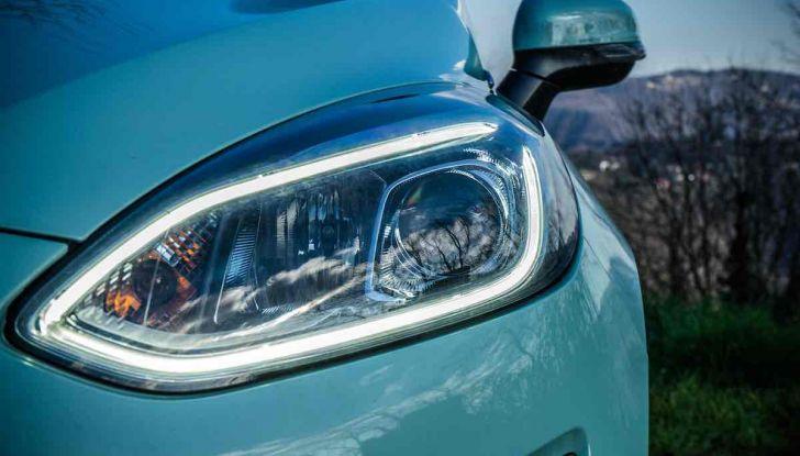 Prova Ford Fiesta Titanium 2018: il 3 cilindri da 85CV per neopatentati [VIDEO] - Foto 9 di 33