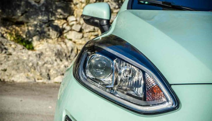 Prova Ford Fiesta Titanium 2018: il 3 cilindri da 85CV per neopatentati [VIDEO] - Foto 16 di 33