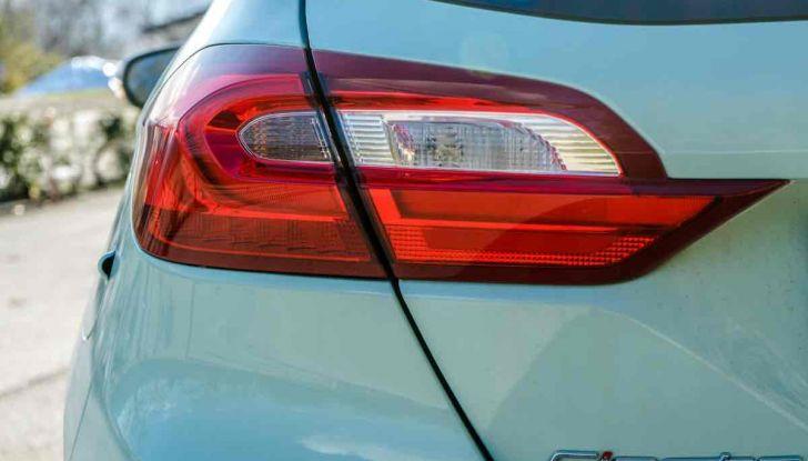 Prova Ford Fiesta Titanium 2018: il 3 cilindri da 85CV per neopatentati [VIDEO] - Foto 15 di 33