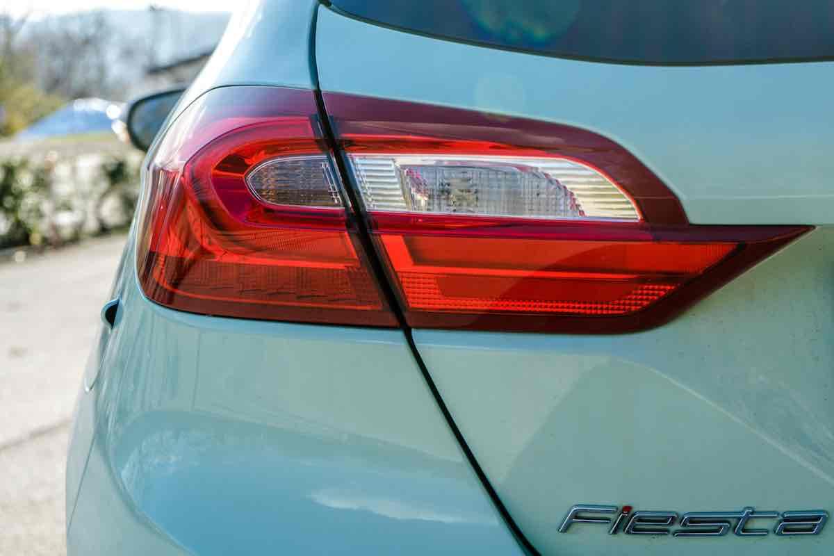 Ford Fiesta 2018, dettagli