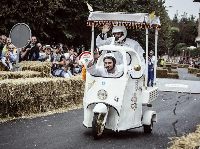 RedBull Soapbox Race, a Roma 70 folli equipaggi pronti a dare spettacolo - Foto 5 di 28
