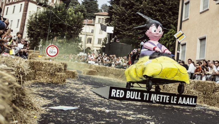 RedBull Soapbox Race, a Roma 70 folli equipaggi pronti a dare spettacolo - Foto 4 di 28