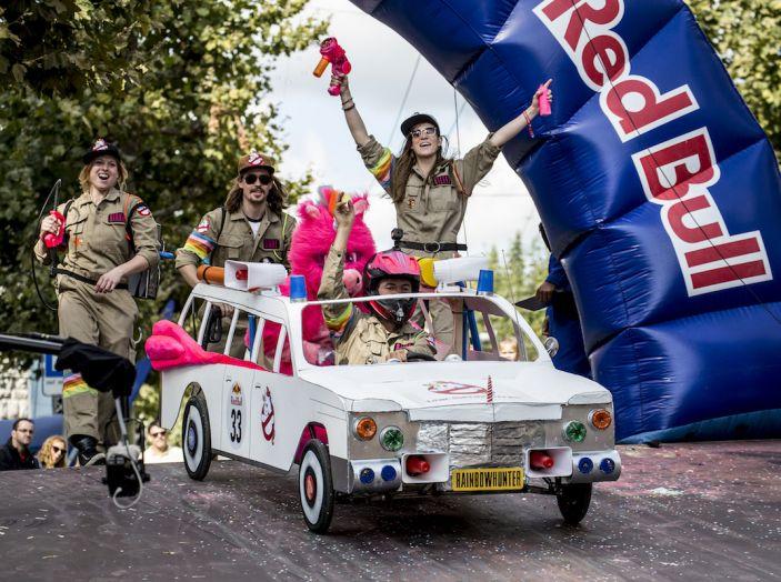 RedBull Soapbox Race, a Roma 70 folli equipaggi pronti a dare spettacolo - Foto 2 di 28