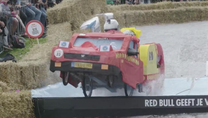 RedBull Soapbox Race, a Roma 70 folli equipaggi pronti a dare spettacolo - Foto 15 di 28