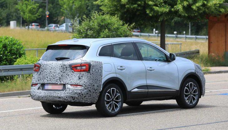 Renault Kadjar Facelift, immagini e informazioni tecniche - Foto 7 di 23