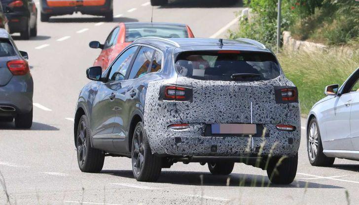 Renault Kadjar Facelift, immagini e informazioni tecniche - Foto 4 di 23