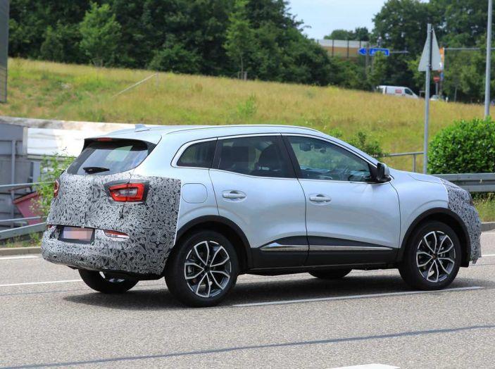 Renault Kadjar Facelift, immagini e informazioni tecniche - Foto 6 di 23