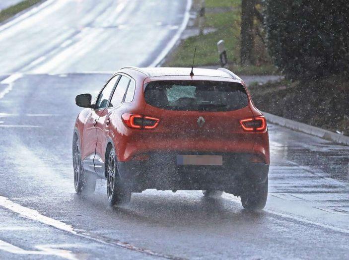 Renault Kadjar Facelift, immagini e informazioni tecniche - Foto 23 di 23