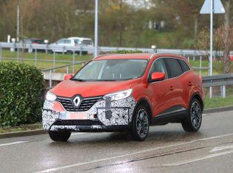 Renault Kadjar Facelift, immagini e informazioni tecniche