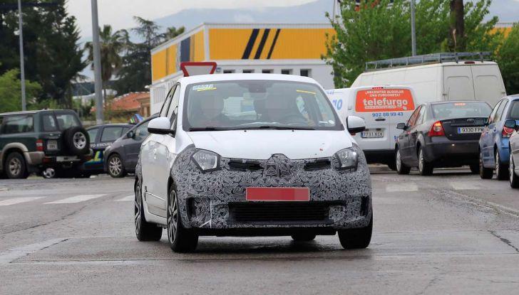 Fiat Panda e Renault Twingo diventano Gingo elettrica con la fusione FCA-Renault? - Foto 2 di 11