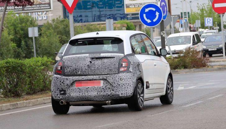 Fiat Panda e Renault Twingo diventano Gingo elettrica con la fusione FCA-Renault? - Foto 10 di 11