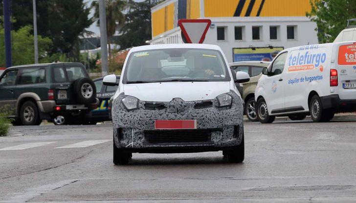 Fiat Panda e Renault Twingo diventano Gingo elettrica con la fusione FCA-Renault? - Foto 11 di 11