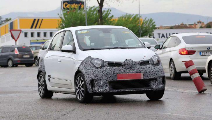 Fiat Panda e Renault Twingo diventano Gingo elettrica con la fusione FCA-Renault? - Foto 3 di 11