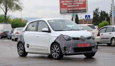 Renault Twingo Facelift 2019, l'aggiornamento di metà carriera