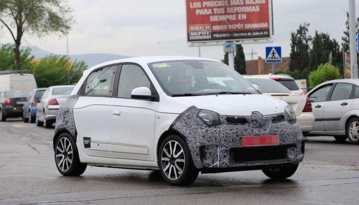 Renault Twingo Facelift 2019, l'aggiornamento di metà carriera - Foto 1 di 11