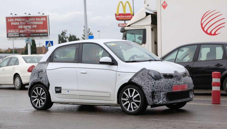 Fiat Panda e Renault Twingo diventano Gingo elettrica con la fusione FCA-Renault? - Foto 4 di 11