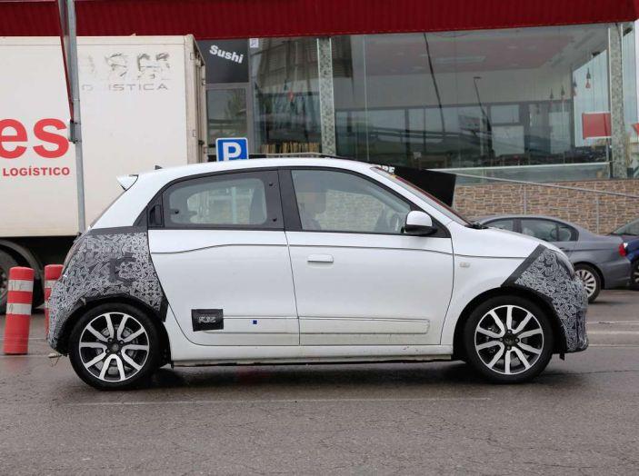 Renault Twingo Facelift 2019, l'aggiornamento di metà carriera - Foto 5 di 11