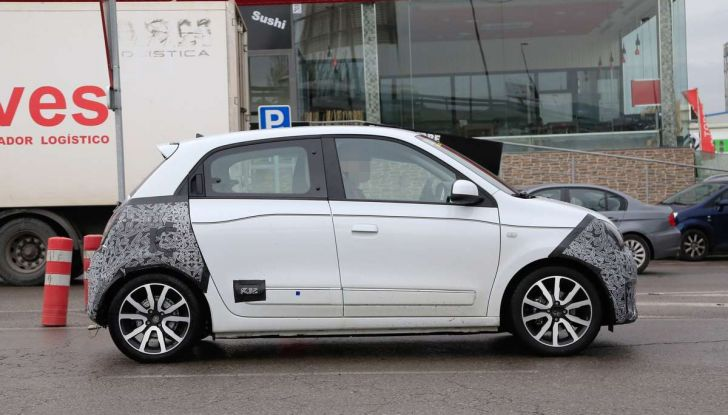 Fiat Panda e Renault Twingo diventano Gingo elettrica con la fusione FCA-Renault? - Foto 5 di 11
