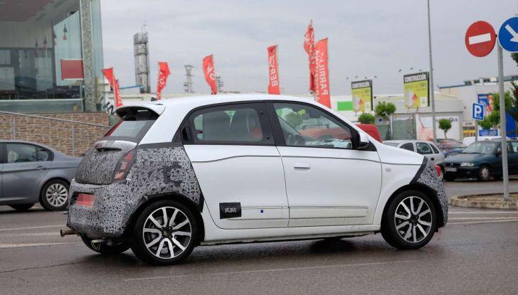 Fiat Panda e Renault Twingo diventano Gingo elettrica con la fusione FCA-Renault? - Foto 6 di 11