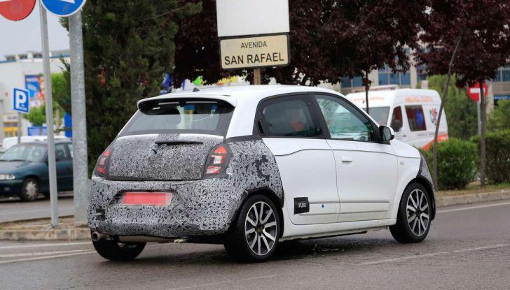 Fiat Panda e Renault Twingo diventano Gingo elettrica con la fusione FCA-Renault? - Foto 7 di 11