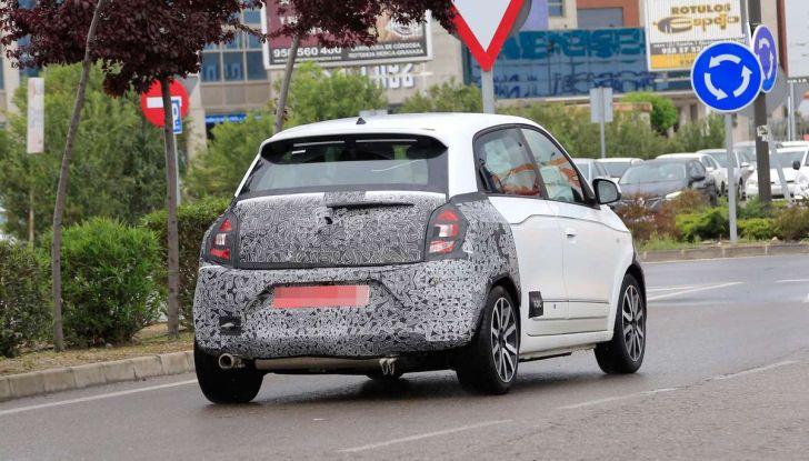 Fiat Panda e Renault Twingo diventano Gingo elettrica con la fusione FCA-Renault? - Foto 9 di 11