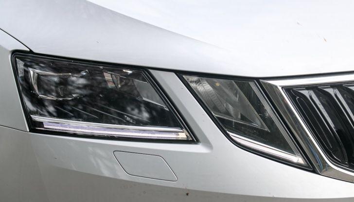 Prova Skoda Octavia Wagon G-TEC: comoda, ecologica e spaziosa! [VIDEO] - Foto 8 di 38