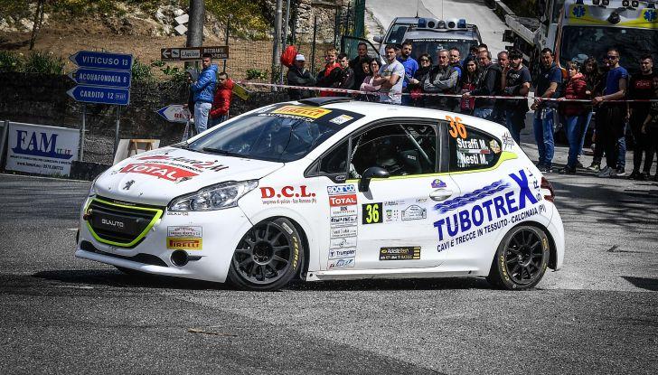 Peugeot Competition Rally 208: al Lirenas vince il toscano Ciuffi - Foto 3 di 3