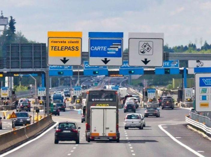 Telepass europeo: cos'è e come funziona - Foto 1 di 9
