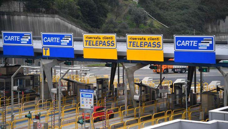 Telepass europeo: cos'è e come funziona - Foto 5 di 9