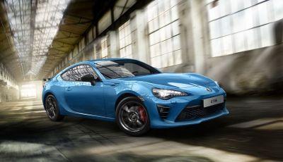 Toyota GT86 2019: aggiornamenti per la sportiva pura Made in Japan