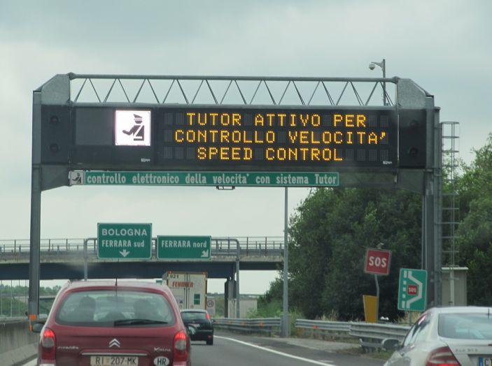 I tutor autostradali devono essere rimossi secondo la Corte d'Appello di Roma - Foto 1 di 7