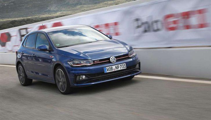 Volkswagen GTI, la gamma dalla up! alla Golf TCR - Foto 12 di 15