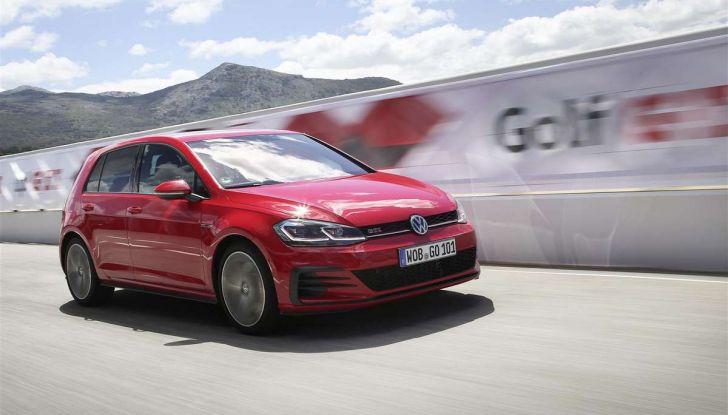 Volkswagen GTI, la gamma dalla up! alla Golf TCR - Foto 13 di 15