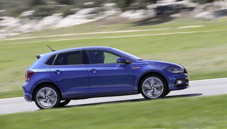 Volkswagen GTI, la gamma dalla up! alla Golf TCR - Foto 14 di 15