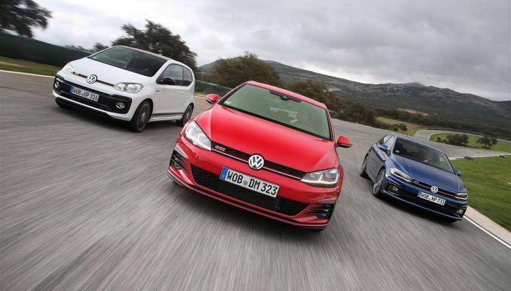 Volkswagen regala un'auto nuova o un generoso rimborso ad alcuni clienti - Foto 1 di 11
