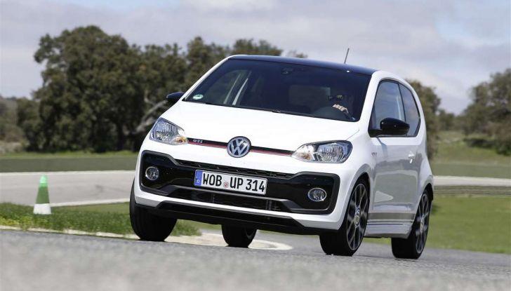 Volkswagen GTI, la gamma dalla up! alla Golf TCR - Foto 6 di 15