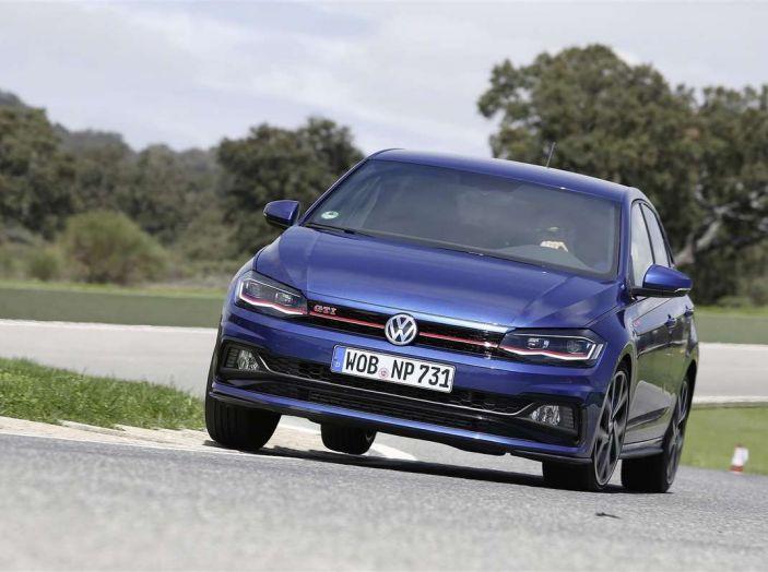 Volkswagen GTI, la gamma dalla up! alla Golf TCR - Foto 4 di 15