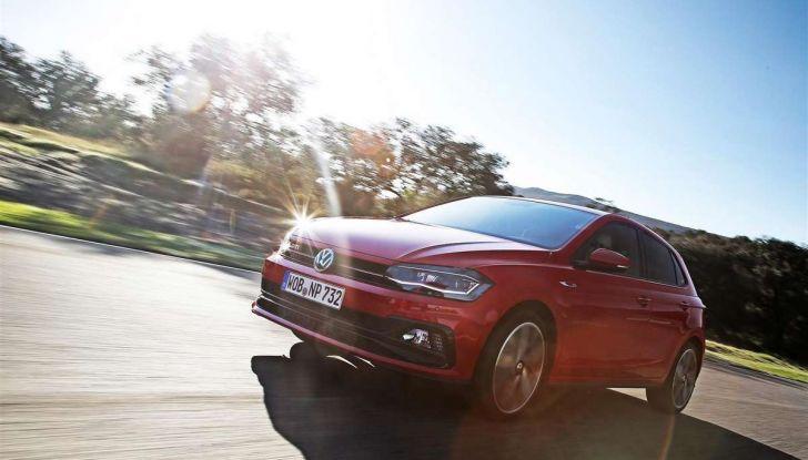 Volkswagen GTI, la gamma dalla up! alla Golf TCR - Foto 9 di 15