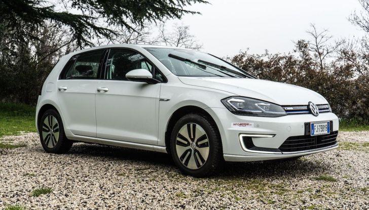 Prova Volkswagen e-Golf 2018: Tanta autonomia, comfort e stile! - Foto 12 di 27