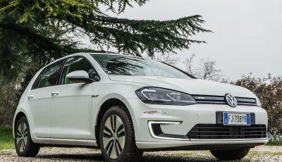 Prova Volkswagen e-Golf 2018: Tanta autonomia, comfort e stile!