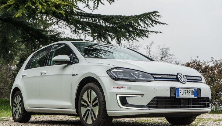 Prova Volkswagen e-Golf 2018: Tanta autonomia, comfort e stile! - Foto 13 di 27